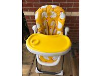 Cosatto Supa Noodle High Chair - Hen House