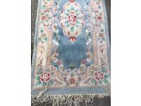 Chinese rug FREE DELIVERY PLYMOUTH AREA