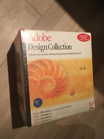 Adobe Collection Software Unopened