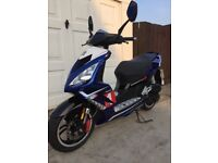 ( scooter ) Peugeot speedfight 3 LC RS Team 50cc (Very Rare )