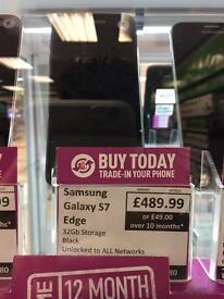 Samsung Galaxy S7 Edge / 32GB / Unlocked
