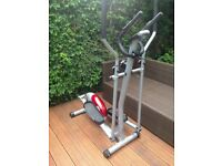 TESCO DIGITAL CROSS TRAINER IN EXCELLENT CONDITION FREE LOCAL DELIVERY AVAILABLE 07486933766