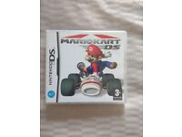 Nintendo DS Mario Kart game