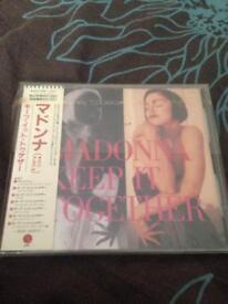 Madonna keep it together album