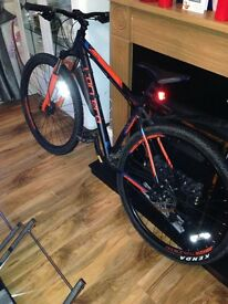 Carrera mountain bike for sale £200