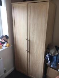 2 rail murano wardrobr