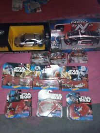 Cars & star wars