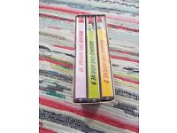 Round the horne BBC Cassette tapes 8. 9 and 10