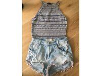 bundles of teenage girl clothes ( 10-14)