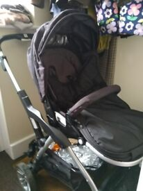 Complete travel system