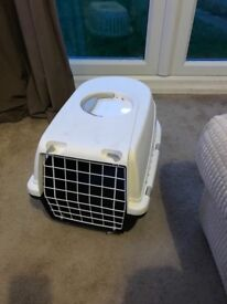 Animal carry crate