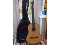 Jose Ferrer El Primo Classical Guitar and Carry Case