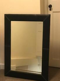 Leather Black Mirror