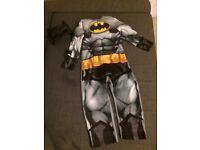 Batman coustume superhero 3-4yr