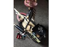 Le Toy Van wooden pirate ship