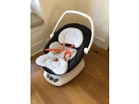 Graco baby swing chair. Brand new never used, plays music