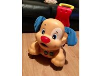 Fisher price Walker and ride on