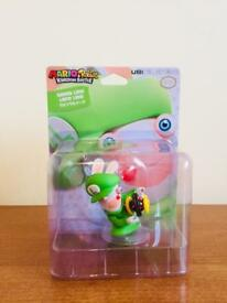 NINTENDO LUIGI RABBID FIGURE BRAND NEW