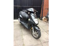MOPED, SCOOTER (motorcycle), AV05W symply 50