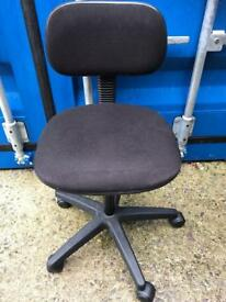 Small office chair with FREE DELIVERY PLYMOUTH AREA