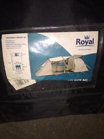Royal Montana 5 select sg tent