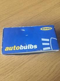 Autobulbs R501 12v 5w capless side/tail x 10 *new*