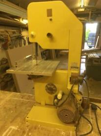 Bench top bandsaw
