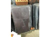 Bangor blue slates for sale, various sizes