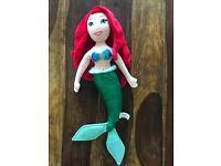 Ariel the Mermaid soft toy