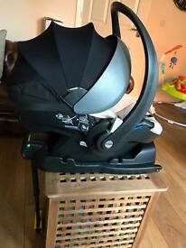 Car seat & isofix base