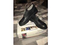 Uvex Protective Shoe/Brogue UK9 Steel Toe Cap