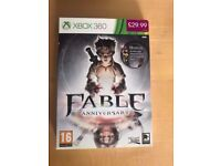 Fable anniversary , xbox 360 ! Price stands , no offers !