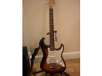 Fender floyd rose stratocaster