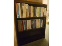 Black bookcase for sale £15ono collection only