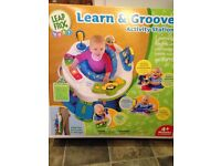 Leap Frog Baby Bouncer Learn and Groove Activity Station