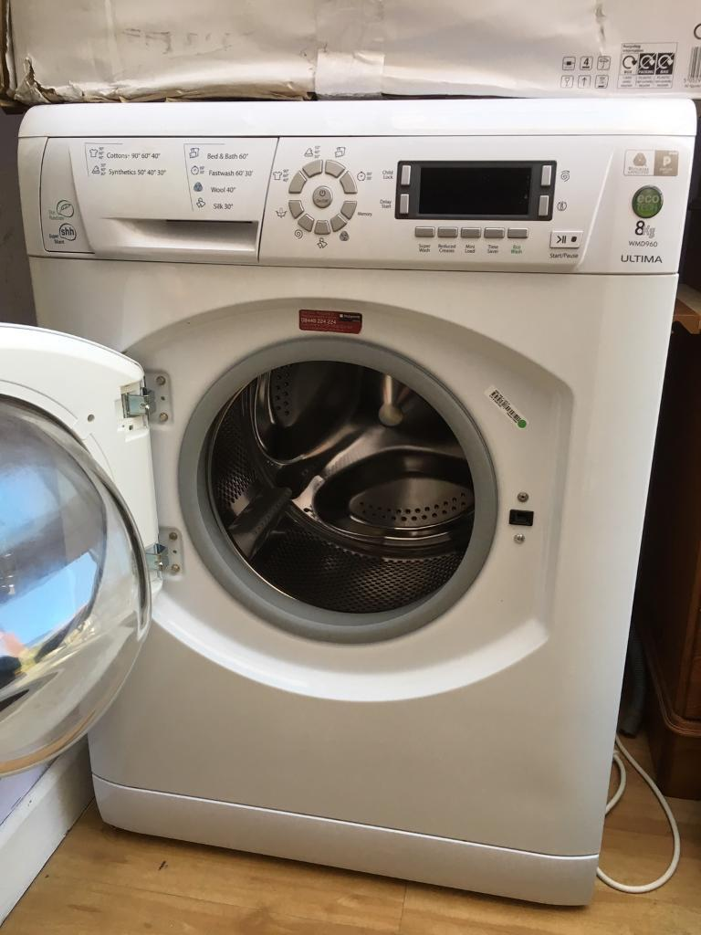Hotpoint Washing Machine Spares free hotpoint washing machine - spares or repair | in weymouth