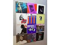 jazz/Blues records/Lp's