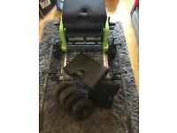 Maver MX3500 seat Box Barrow Lots Of Extras