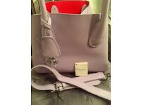 Dior open bar handbag