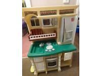 Stage 2 kids toy kitchen