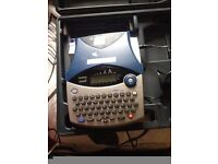 Brother p_touch 1850 lable printer new
