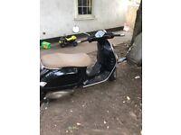 Vespa 125cc gts