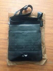 Armani pouch/bag