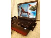 "SAMSUNG, R510 HD 15.6"" LAPTOP 500GB HDD - 4GB MEMORY"