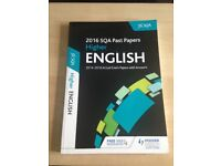 Hodder Gibson Higher English 2016 SQA Past Papers