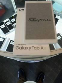 Samsung tab A 10inch white 16gb Wi-Fi new