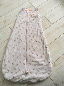 Steiff baby sleeping bag age 9months+