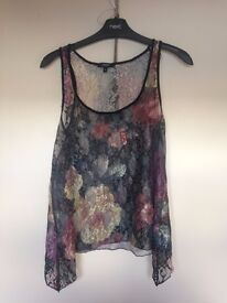 Women's Party top SIze 8/10