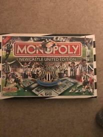 Newcastle united monopoly