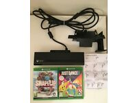 Xbox One Kinect Senor and TV mount